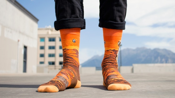 Adventurous Socks Made By FORTSOX