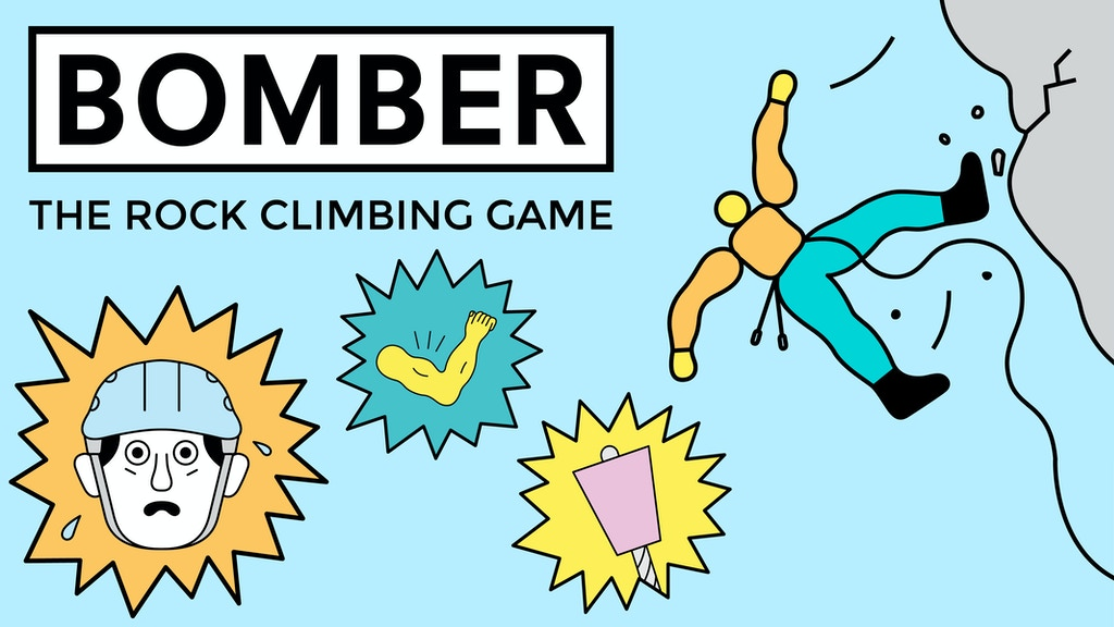Bomber - The Rock Climbing Game project video thumbnail