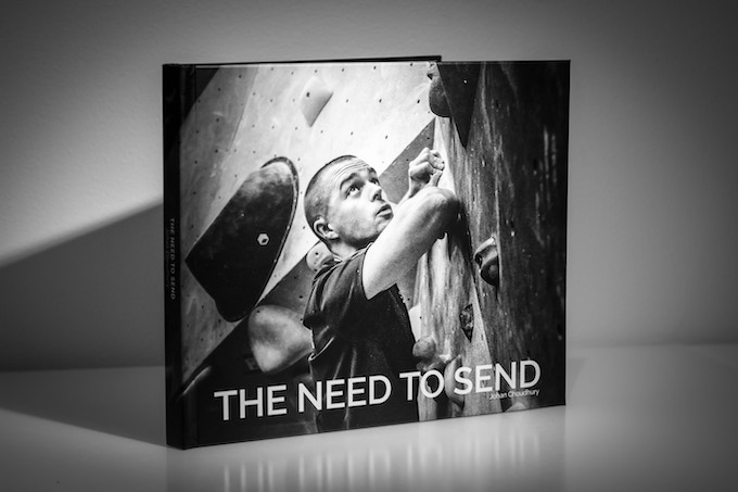 The Need to Send photo book