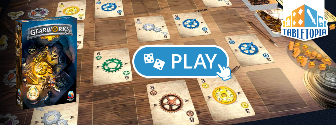 Play Gearworks for FREE on Tabletopia!