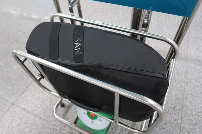 Say goodbye to ever-increasing checked bag fees and waiting for your bag. The Kosan Travel Pack System is carry on compatible with most major airlines.