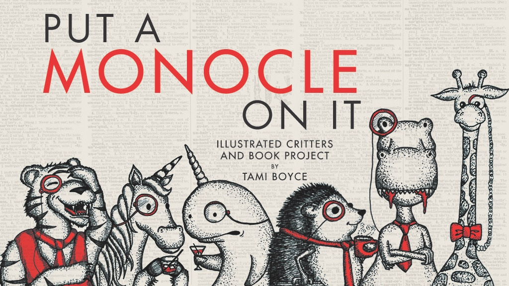 Put a Monocle On It project video thumbnail