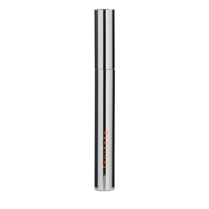 levitate:  hydrating, lengthening, lash-defining, super black, mascara