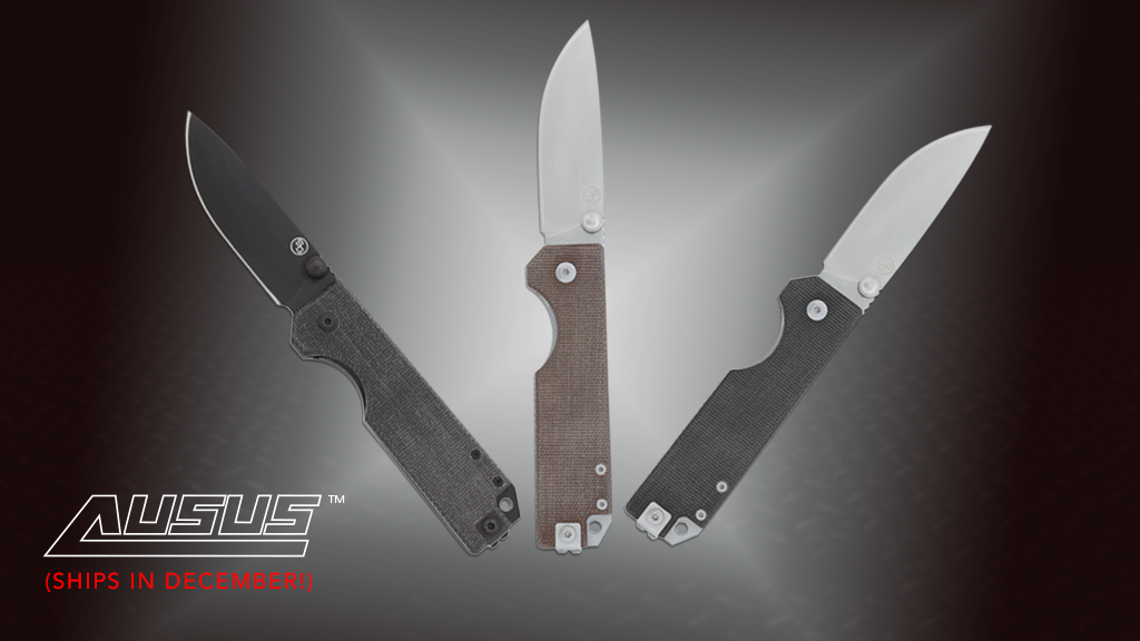 Ausus - A Luxury EDC Knife without the Luxury Pricetag project video thumbnail