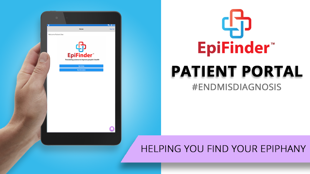EpiFinder: Seizure and Epilepsy Patient Portal App project video thumbnail