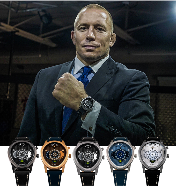 A Limited Edition Watch To Mark The Legacy Of A Champion