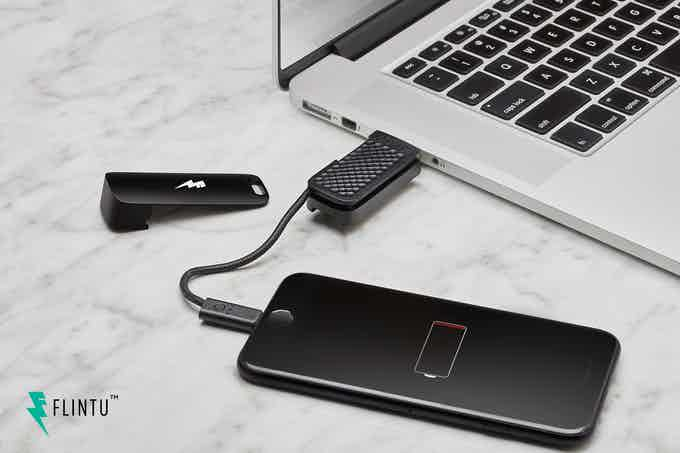 Quick charge by USB