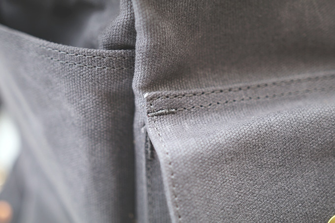 Bartack Stitching
