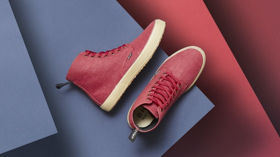 BOHEMPIA: Sustainable, strong and comfy shoes made from Hemp
