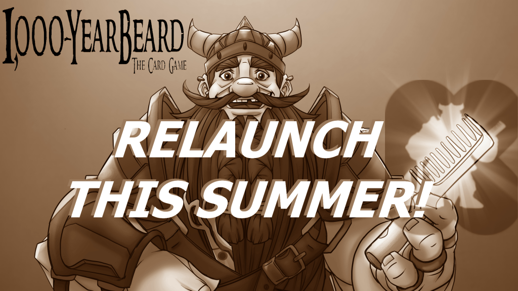Project image for 1,000 Year Beard ...Re-launching this Summer! (Canceled)