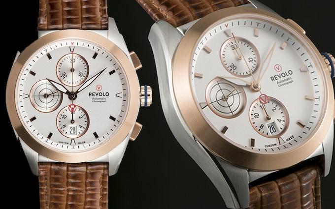 Revolo Chronograph with Concepto 7750 automatic movement