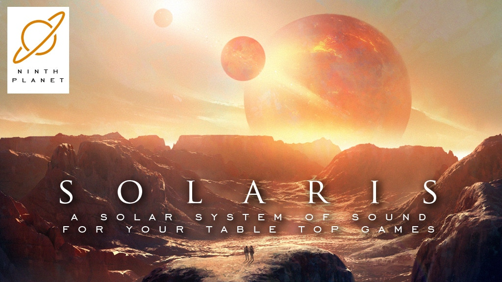 Solaris SciFi Solar System RPG Audio Package project video thumbnail