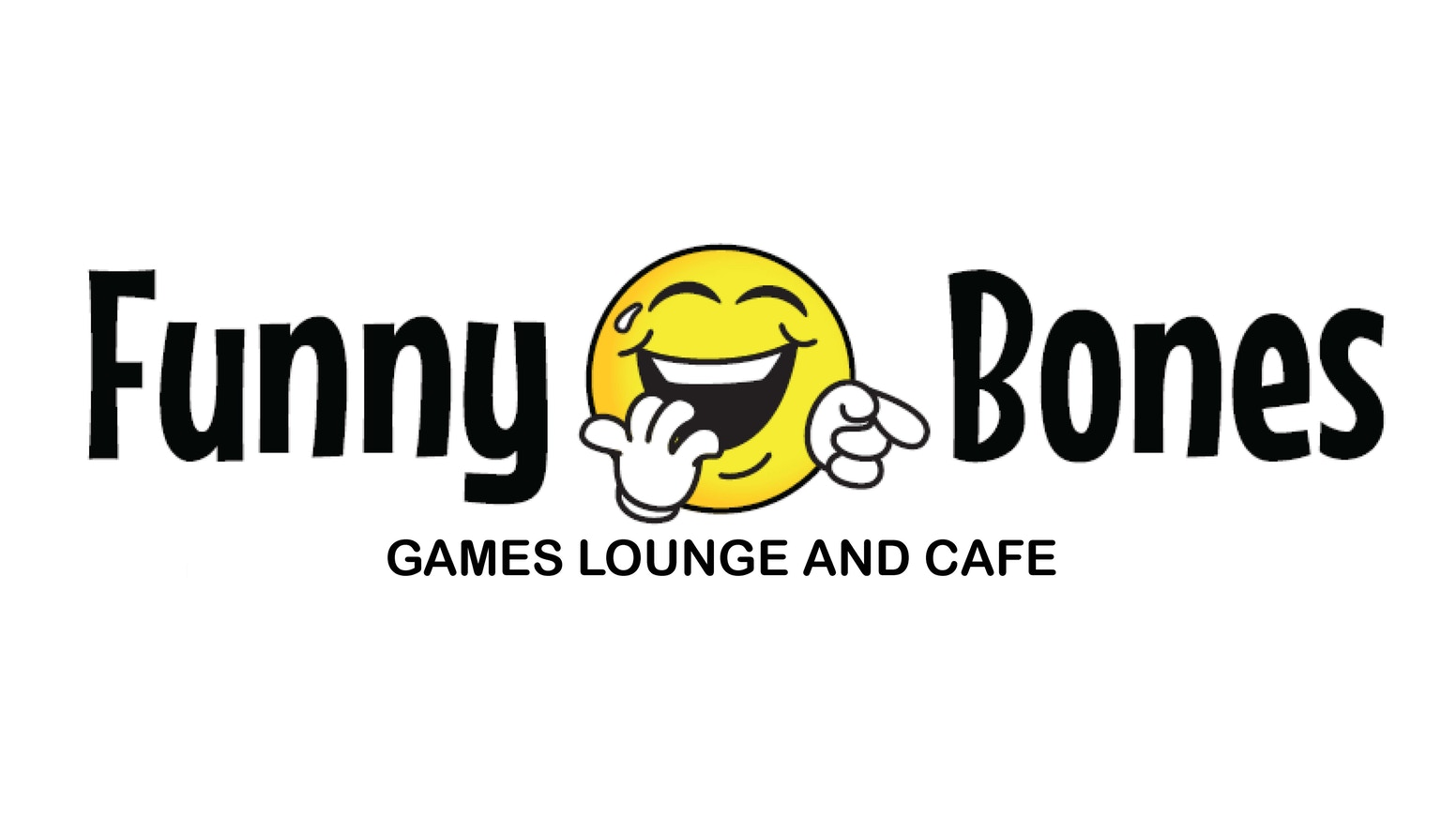 Funny Bones Games Lounge and Cafe by Laurie Bradford