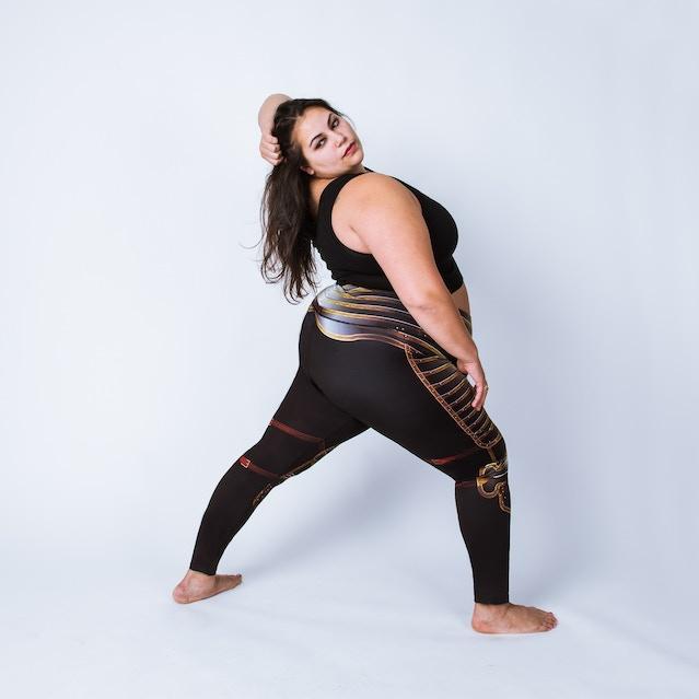 67014206c07e6 Lorica Clothing - Armored Leggings by Elena Hutchinson — Kickstarter