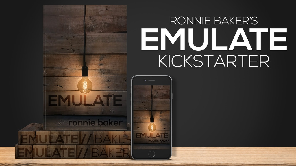 Emulate Book Project by Ronnie Baker