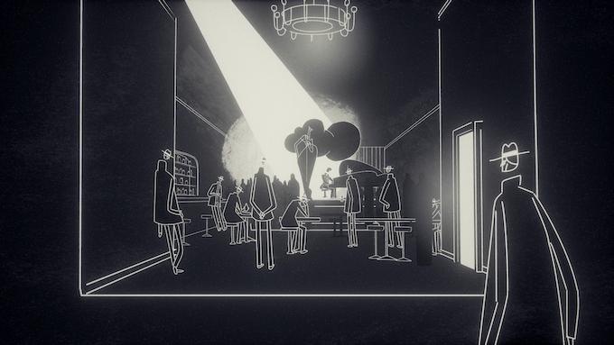 Genesis Noir – A Cosmic Adventure by Feral Cat Den — Kickstarter