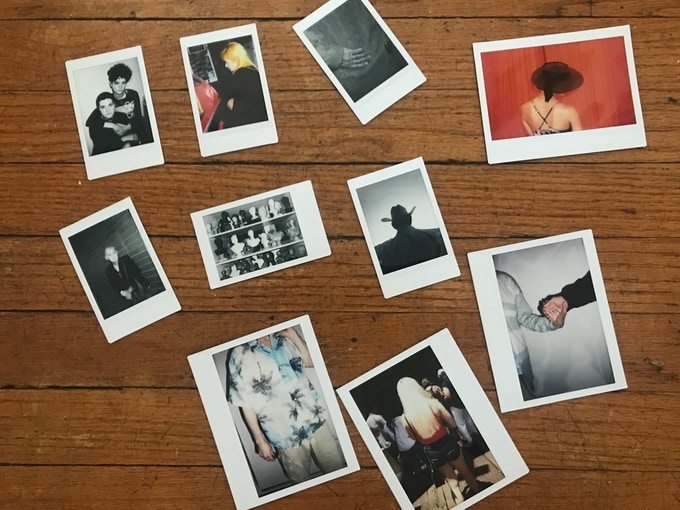 Poloroid Examples