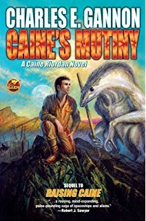 Latest book: Caine's Mutiny  (#4)