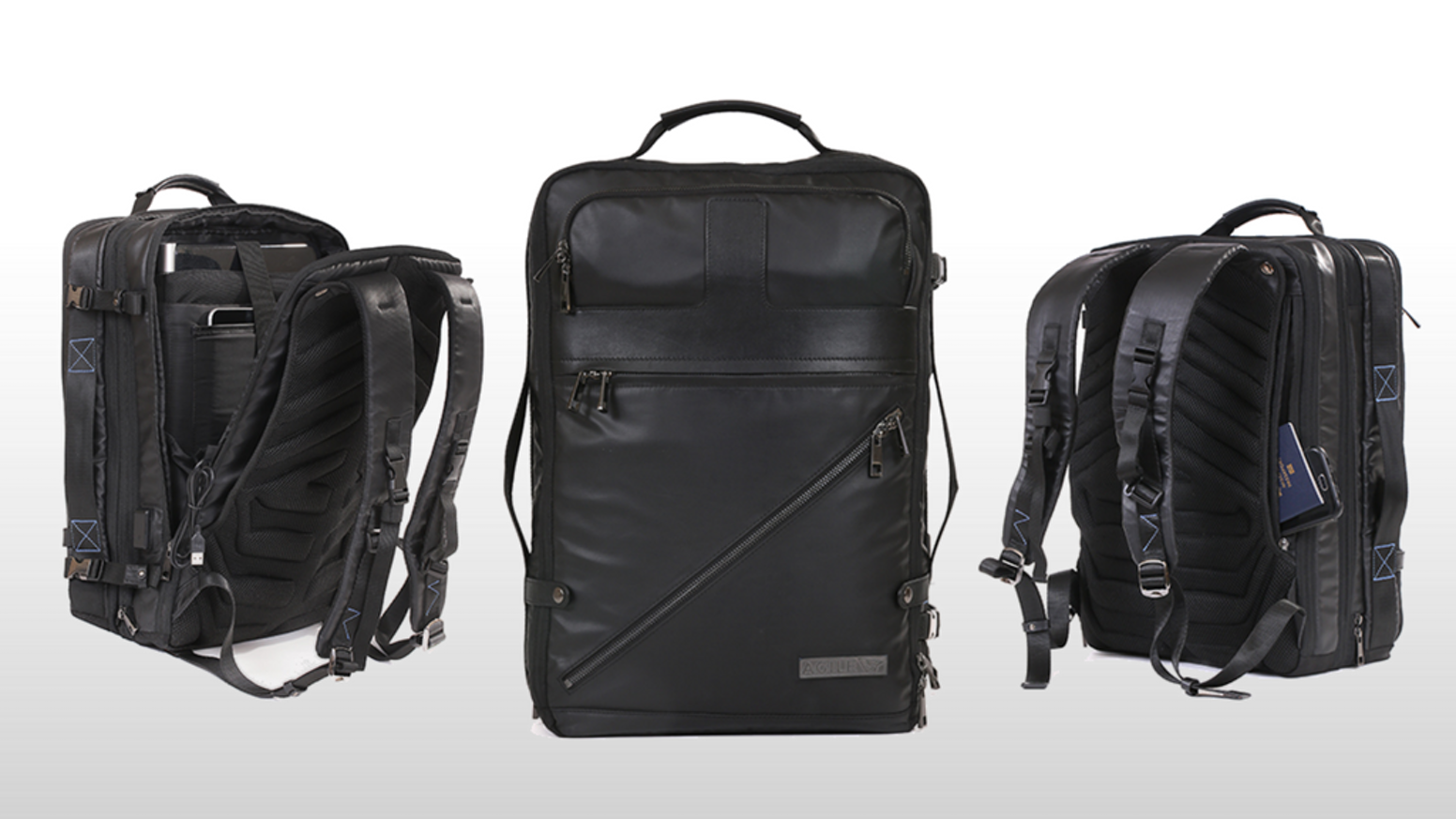The ultimate premium backpack for the everyday carry or weekend trips. Crafted with only the finest materials to last a generation.