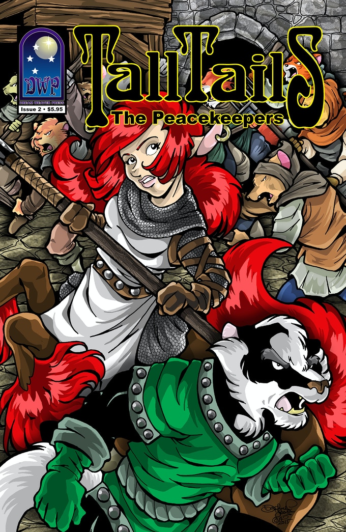 TALL TAILS: The Peacekeepers #2