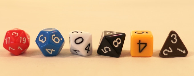 Back then you only got 6 dice, and they almost never matched. Want this set, you can ADD IT ON! (Prices at bottom of campaign)