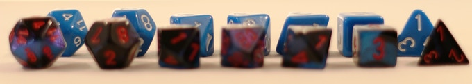 Proportion is critical and unlike all other mass-produced dice made today our dice have the perfect proportion.