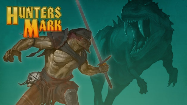HUNTERS MARK is an adventure/sourcebook for D&D 5E. It contains new monsters, crafting, gear, and rules for running a party of hunters!