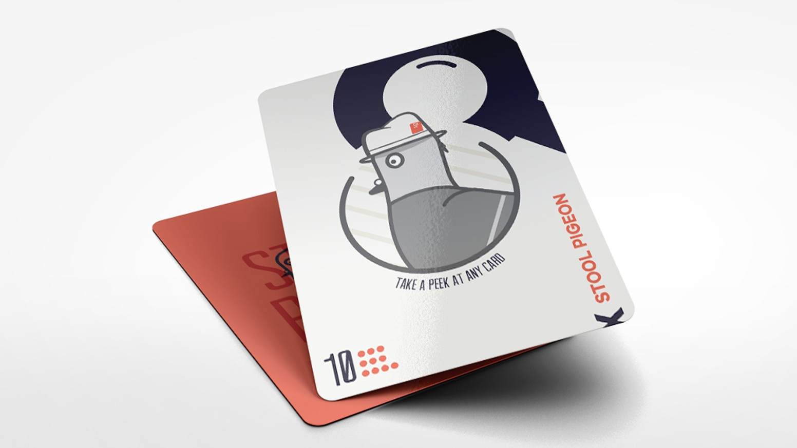 A tactical card game where you work to eliminate your mafia family  & make life harder for you rivals by adding to their mafia family.