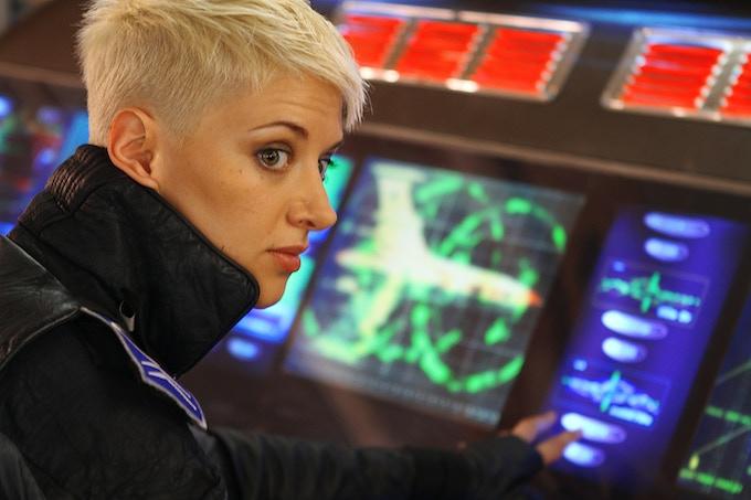 Sara Maraffino as Captain Essex