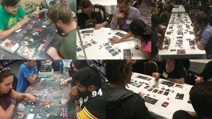 Playing Runes of Ragnarok