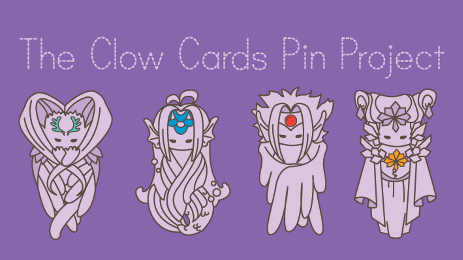 The CLOW CARDS pin project! by Ana-n-as — Kickstarter