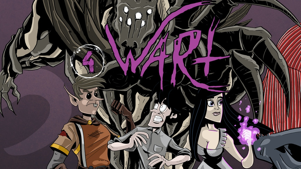 WART - A Cosmic Horror Series - Book 4 project video thumbnail