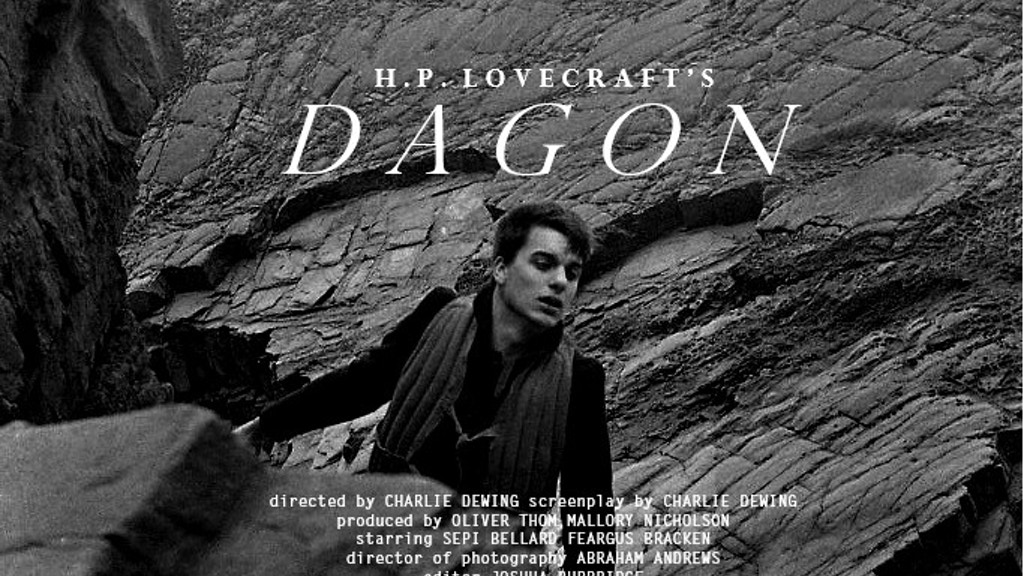 H.P. Lovecraft's Dagon - A Short Film Adaptation project video thumbnail