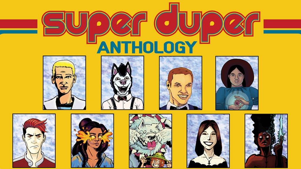 Super Duper Anthology project video thumbnail