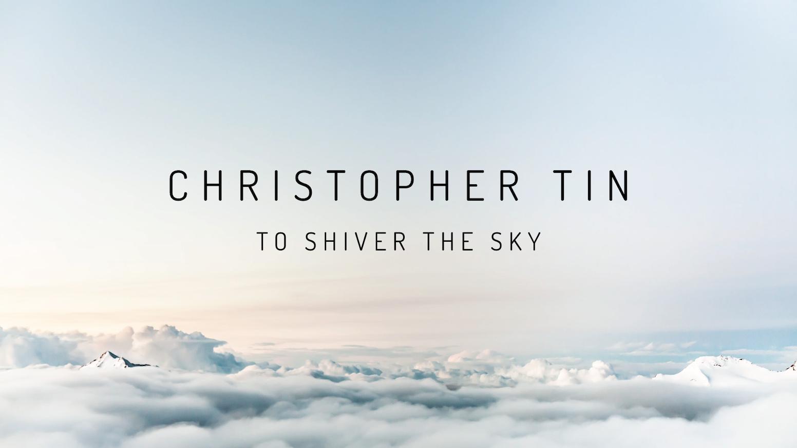 New Album by Christopher Tin (Baba Yetu, Civilization)
