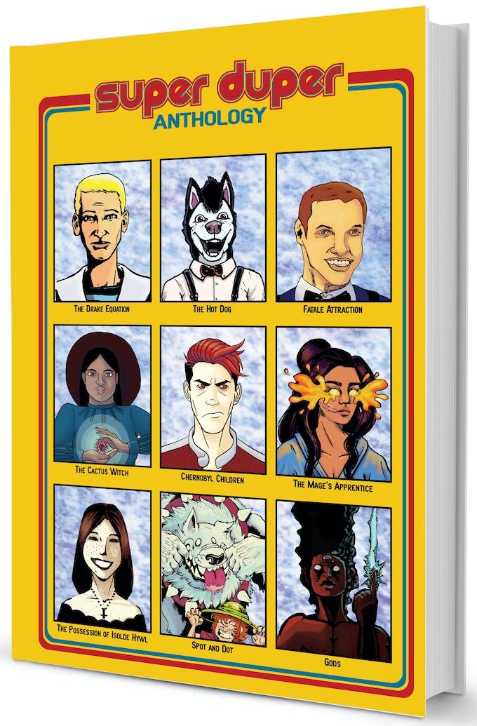 The Super Duper Anthology