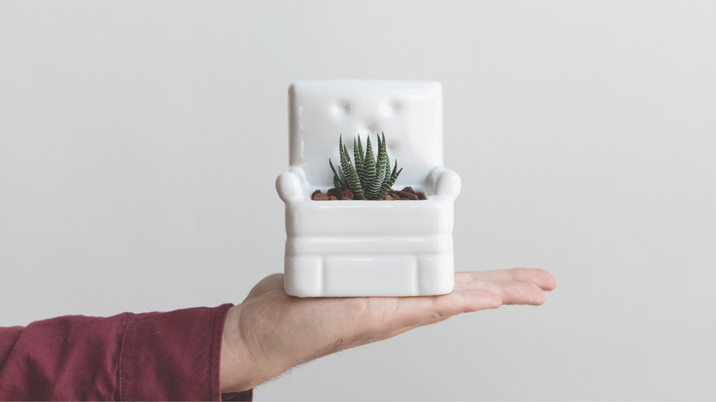 plant life fun planters for the home and office project video thumbnail