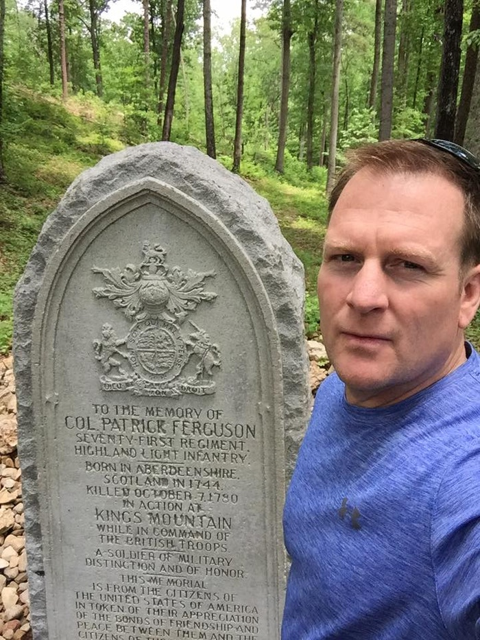 Patriots & Redcoats by Tom Butler » British Major Patrick
