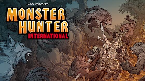 Monster Hunter International RPG: Savage Worlds Edition