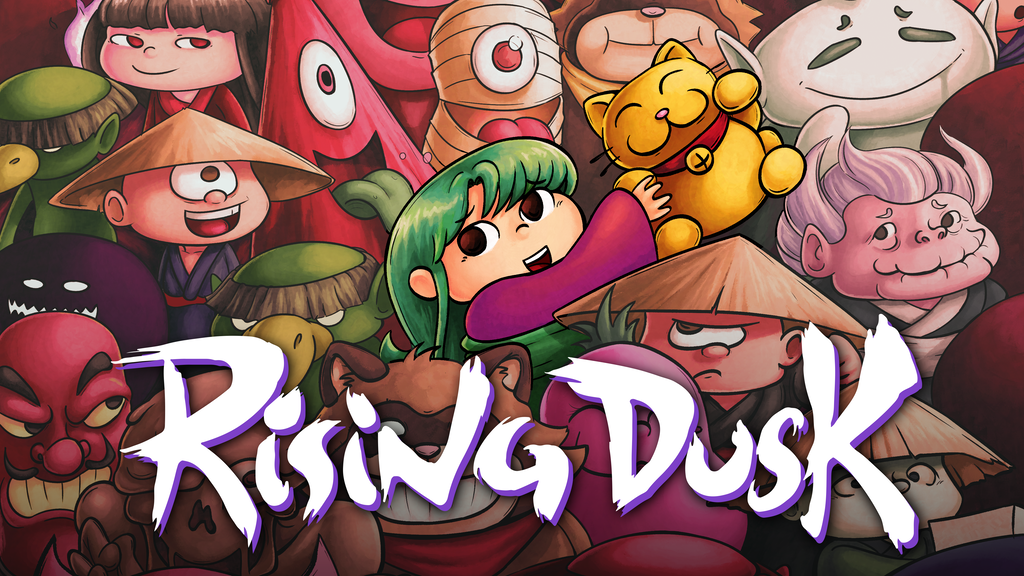 Rising Dusk - An Anti-Coin Collection Platformer project video thumbnail