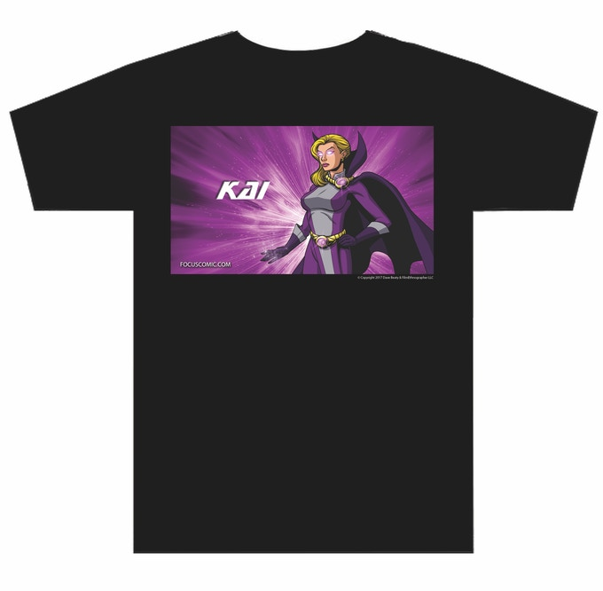 Kai Tee shirt, Choose any size you want