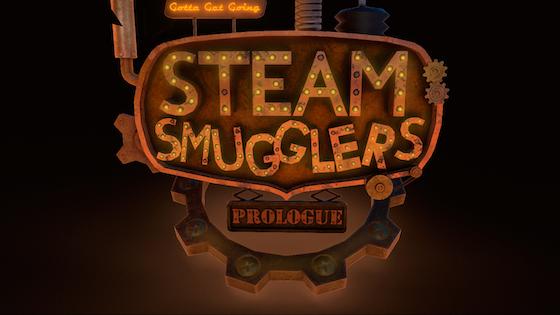 Gotta Get Going: Steam Smugglers VR