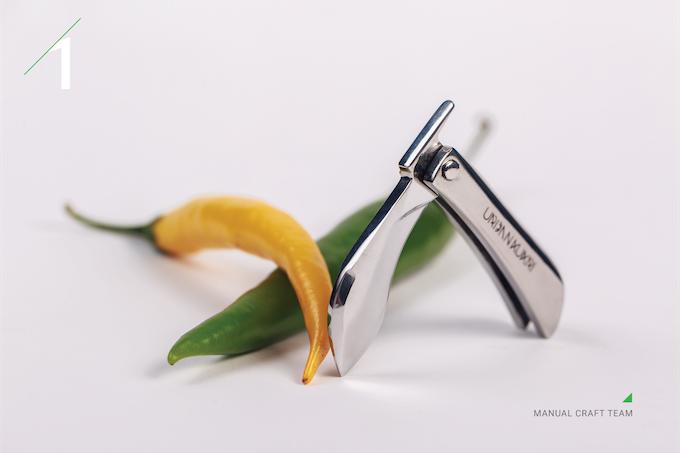 Українець запустив на Kickstarter унікальні ножі ручної роботи 1