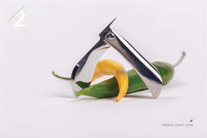 Українець запустив на Kickstarter унікальні ножі ручної роботи 2