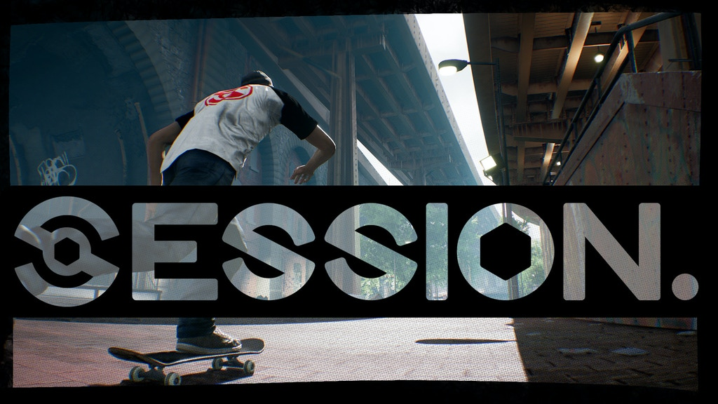 Session - Skateboarding simulation game by crea-ture Studios project video thumbnail