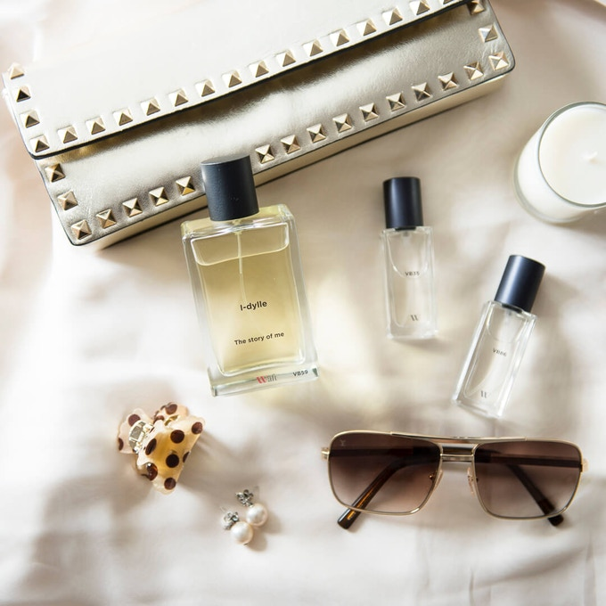 Waft Perfume   Gifted by you  Created by them  on BackerClub