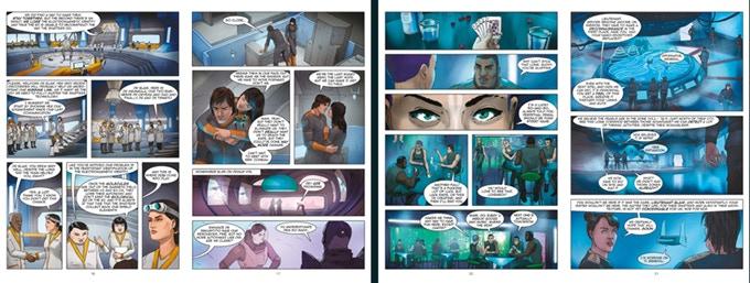 Primus Vita - Comic Book's first issue