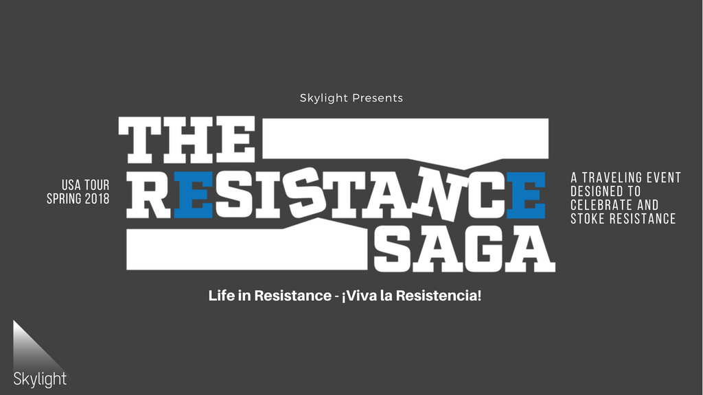 The Resistance Saga project video thumbnail