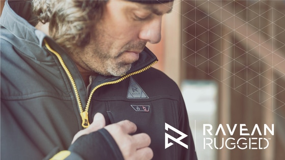 RUGGED | Off-Road, All Terrain, Any Weather Heated Jacket