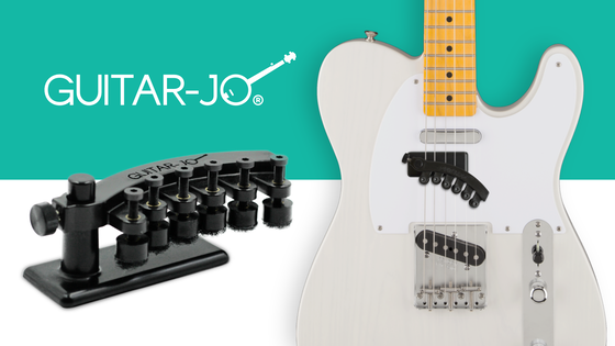 GUITAR-JO® 2.0 - Simulate a Banjo with Your Electric Guitar